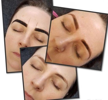 Henna brows now available